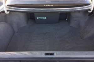 1989 Toyota Mark II trunk