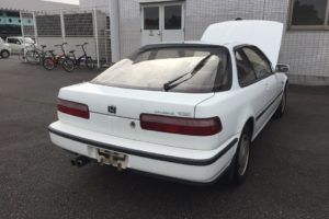 1990 Honda Integra D86 rear