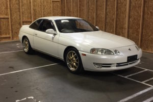 1992 Toyota Soarer for sale Portland Oregon