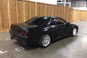 1990 Nissan Skyline GTST rear right