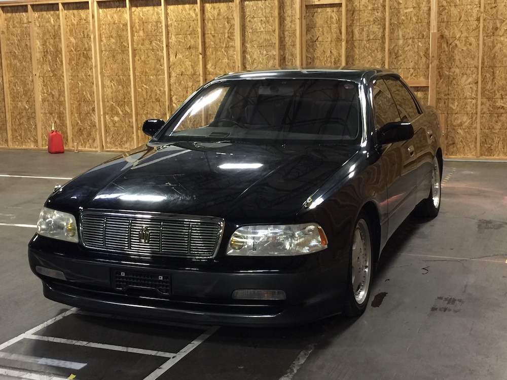 1992 Toyota Crown Majesta for Sale Portland | JDM Import