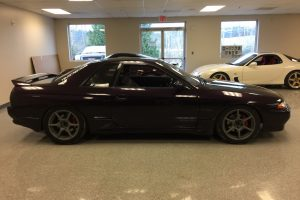 1991 Nissan Skyline GTS-T purple 03