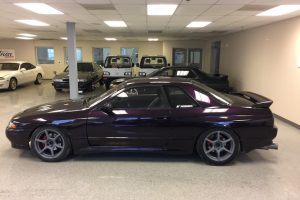 1991 Nissan Skyline GTS-T purple 08