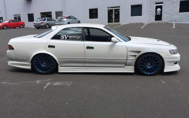 1993 Toyota Mark II JZX90 white 01