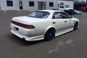 1993 Toyota Mark II JZX90 white 05