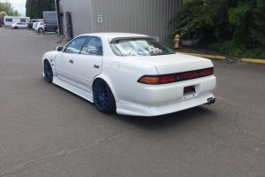 1993 Toyota Mark II JZX90 white 08