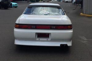1993 Toyota Mark II JZX90 white 14
