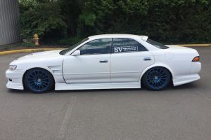 1993 Toyota Mark II JZX90 white 16
