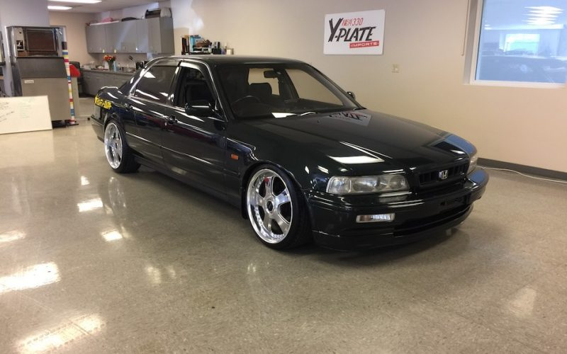 1993 Honda Legend