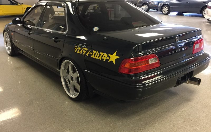 1993 Honda Legend 06