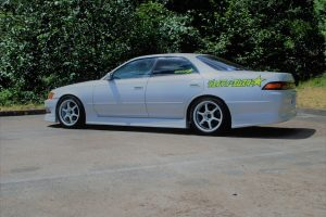 1993 Toyota Mark II Tourer V JZX90 White 05