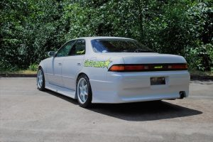 1993 Toyota Mark II Tourer V JZX90 White 07