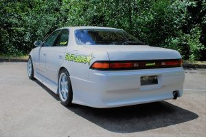 1993 Toyota Mark II Tourer V JZX90 White 08
