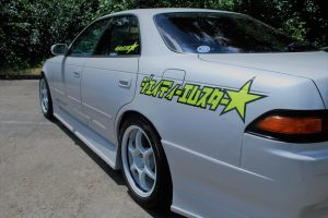 1993 Toyota Mark II Tourer V JZX90 White 10
