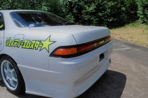 1993 Toyota Mark II Tourer V JZX90 White 11