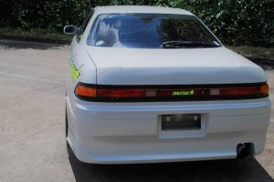 1993 Toyota Mark II Tourer V JZX90 White 12