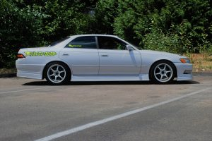 1993 Toyota Mark II Tourer V JZX90 White 15