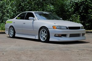 1993 Toyota Mark II Tourer V JZX90 White 16