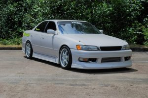 1993 Toyota Mark II Tourer V JZX90 White 17
