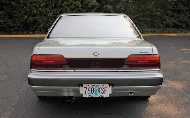 1990 Nissan Laurel 16