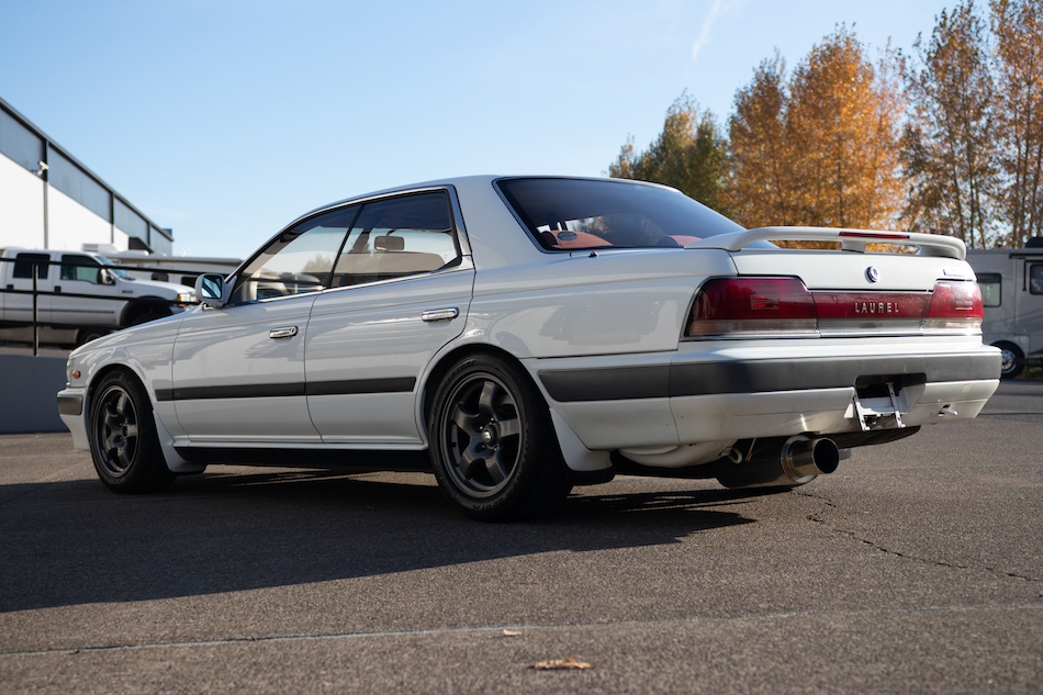 1991 nissan laurel c33 jdm import cars for sale y plate imports portland oregon y plate imports