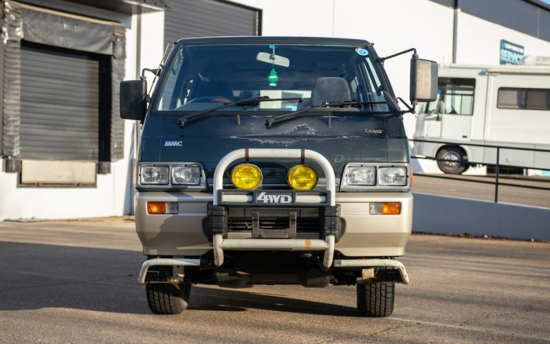 1987 Gas Delica Space Gear Low Roof 02