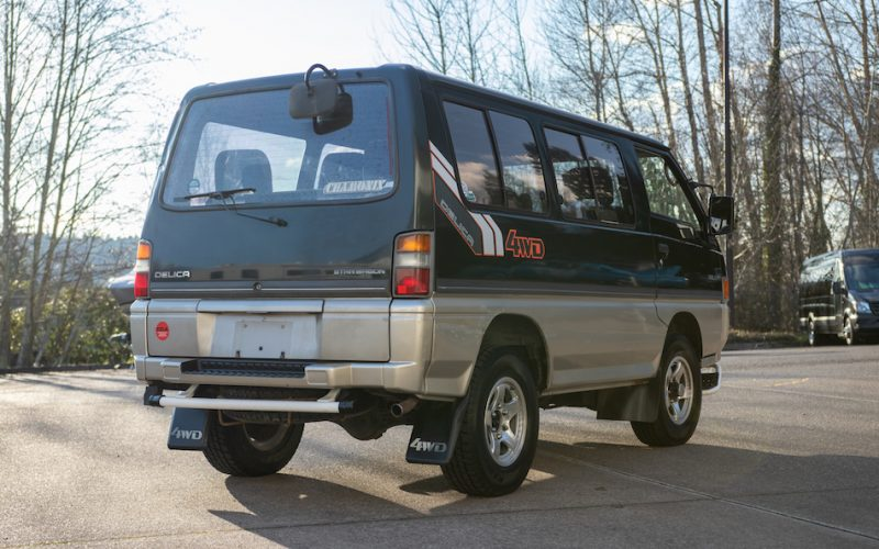 1987 Gas Delica Space Gear Low Roof 05