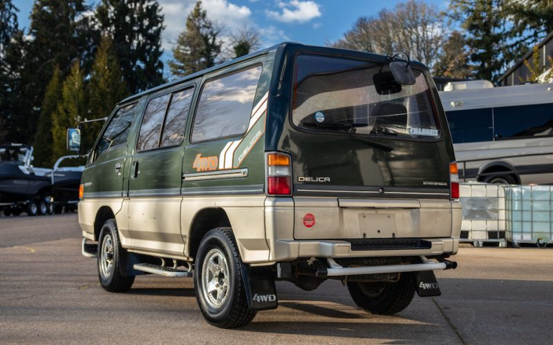 1987 Gas Delica Space Gear Low Roof 07