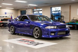 1993 Nissan Skyline 2 door 01