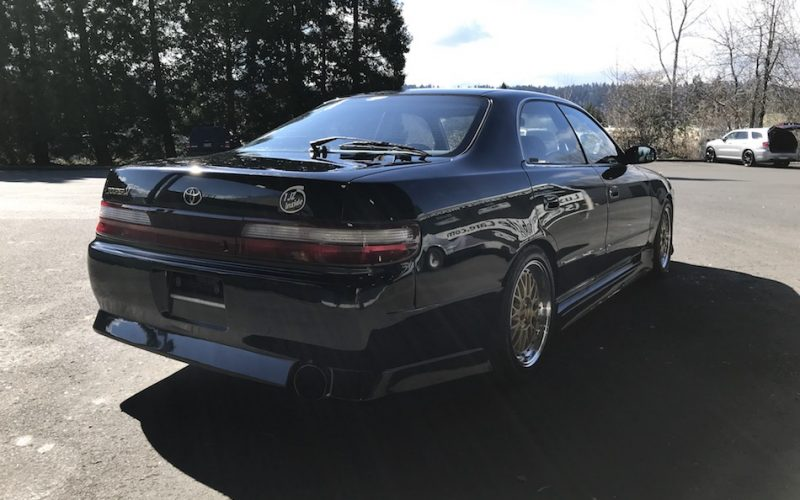 1994 Toyota JZX90 Chaser 05