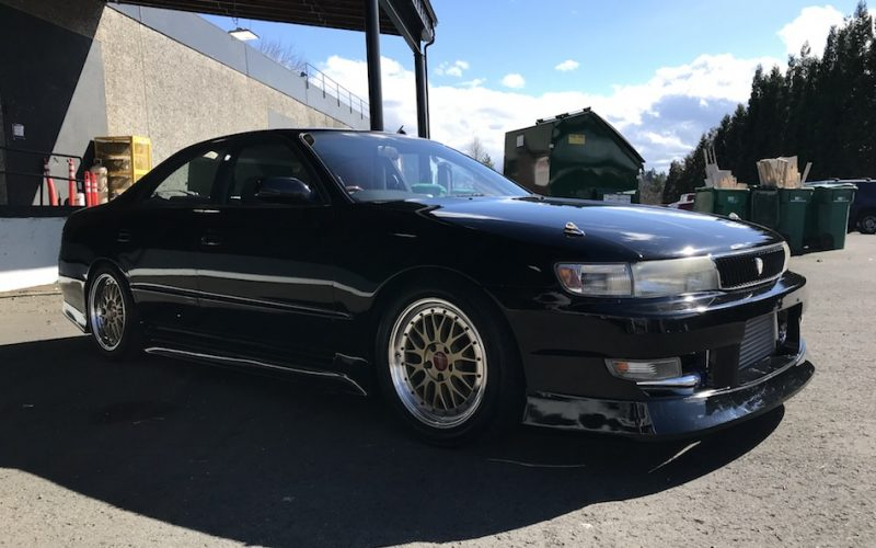 1994 Toyota JZX90 Chaser 07