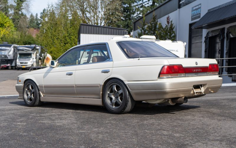 1992 Nissan Laurel 07