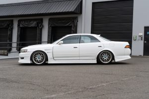 1993 Toyota Mark II white 09
