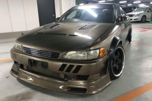 1993 Toyota Mark II bronze 01