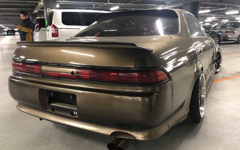 1993 Toyota Mark II bronze 04