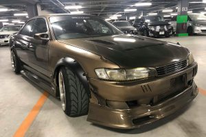 1993 Toyota Mark II bronze 06