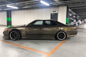 1993 Toyota Mark II bronze 08