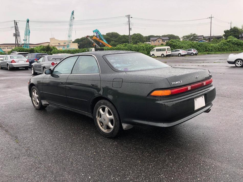 1995 Toyota Mark II | | JDM Import Cars for Sale, Y-Plate ...